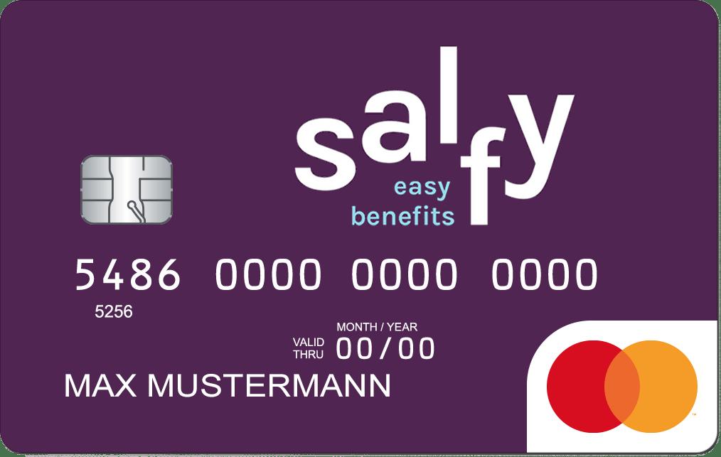 Salfy Mastercard